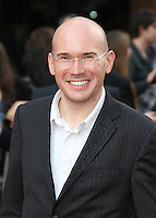 Alex MacQueen The Inbetweeners Movie world premiere, Vue Cinema, Leicester Square, London, UK, 16 August 2011:  Contact: Rich@Piqtured.com +44(0)7941 079620 (Picture by Richard Goldschmidt)