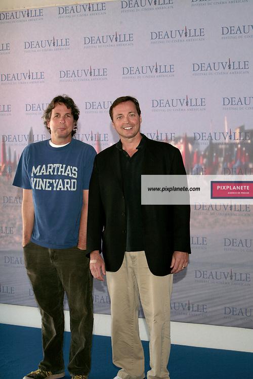 Peter et Bobby Farrelly - pour The Hearthbreak kid - 33 ème Festival du Film Américain de Deauville - 8/09/2007 - JSB / PixPlanete