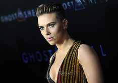 NY: Premiere of Ghost in the Shell 30 mar 2017