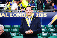 Renaud LAVILLENIE - 02.05.2015 - Clermont / Toulon - Finale European Champions Cup -Twickenham<br />