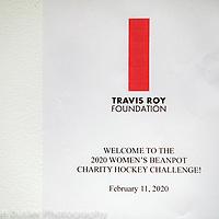 2020 TRF Women's Beanpot Challenge 02-11-20