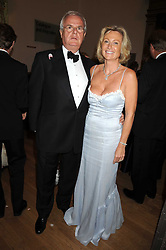 PAUL & ALISON MYNERS at the Royal Academy of Art's Summer Ball held at Burlington House, Piccadilly, London on 16th June 2008.<br />
