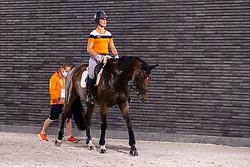 Blom Merel, NED, The Quizmaster, 251<br /> Olympic Games Tokyo 2021<br /> © Hippo Foto - Dirk Caremans<br /> 26/07/2021