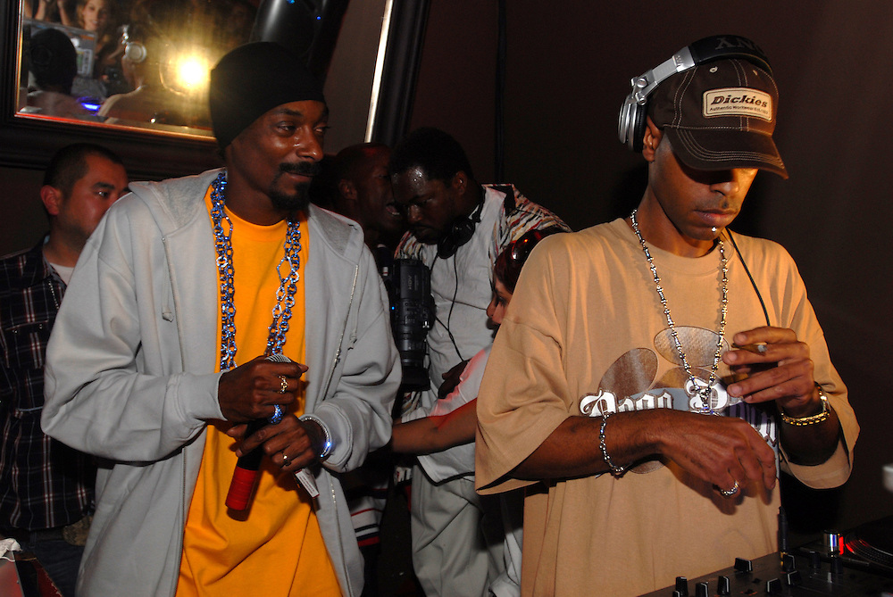 Snoop performs songs from his new album, Blue Carpet Treatment, in San Francisco, September 2006, Hasain Rasheed Photography.