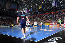 Qualification match for  Euro 2010 in Austria between national teams of Slovenia and Germany, Group 5, on November 2, 2008 in Arena Zlatorog, Celje, Slovenia. (Photo by Vid Ponikvar / Sportal Images)/ Sportida