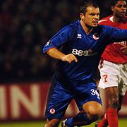 NLD/Alkmaar/20051124 - Voetbal, AZ - Middlesborough, Mark Viduka (36)
