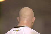 Twickenham, Surrey, 11th November 2002, Zurich Premiership Rugby, Stoop Memorial Ground, England,<br /> [Mandatory Credit: Peter Spurrier/Intersport Images],Zurich Premiership Rugby Harlequins v Saracens, Sarries, Craig Quinnell,