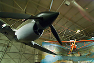 Exhibits at the Pacific Aviation Museum, Pearl Harbor, Oahu, Hawaii