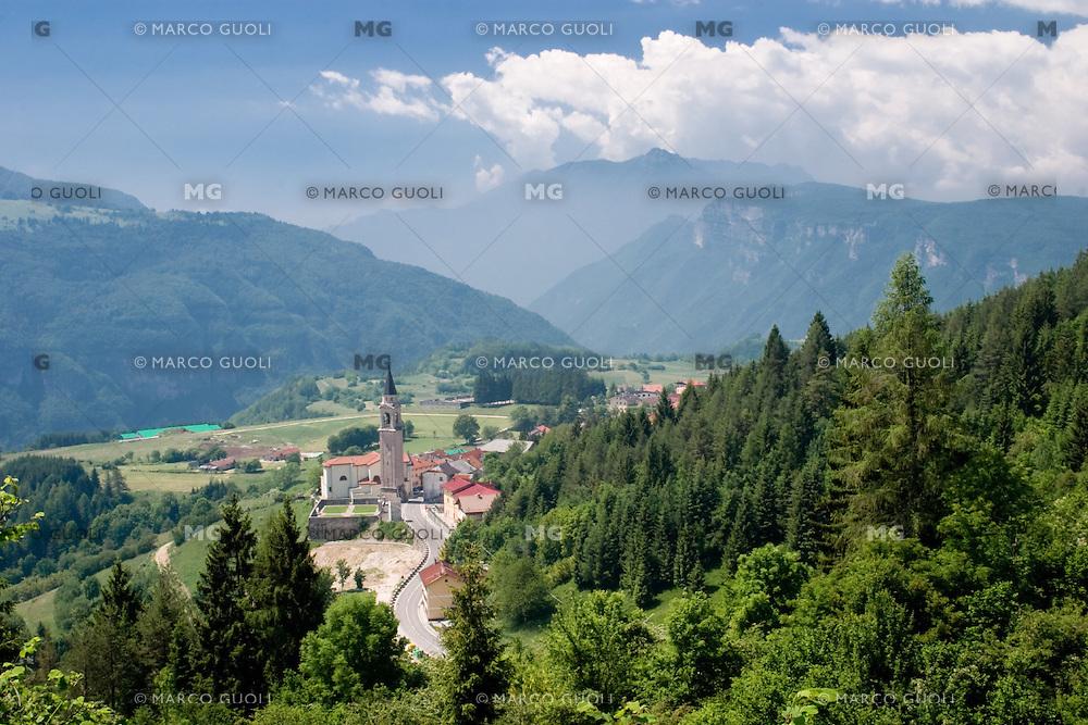 ROTZO (VI), ALTOPIANO DEI SETTE COMUNI, VENETO, ITALIA