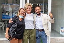 PIERLUIGI NEGRI CON SANDRA CARLI BALLOLA E MAURA TOMASI<br /> ELEZIONI AMMINISTRATIVE 2020 COMACCHIO