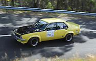 Donn Todd & Dean Tighe .1977 Holden Torana A9X.Day 2.Targa Wrest Point 2009.Southern Tasmania.1st of February 2009.(C) Joel Strickland Photographics.