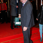 NLD/Amsterdam/20130318 - Premiere Valentino, Charlie Jansen en kratje