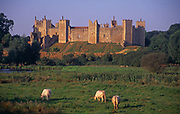 AYBPDA Framlingham castle Suffolk England