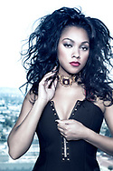 Model and Actress Bria Murphy (daughter of actor comedian EddieMurphy, former model Nicole Mitchell Murphy). Editorial Fashion at the Loews Hotel Hollywood Los Angeles California. Makeup Hair Maureen Burke. Publicist Teal Entertainment. PIM18. Copyright Amyn Nasser. All Rights Reserved.
