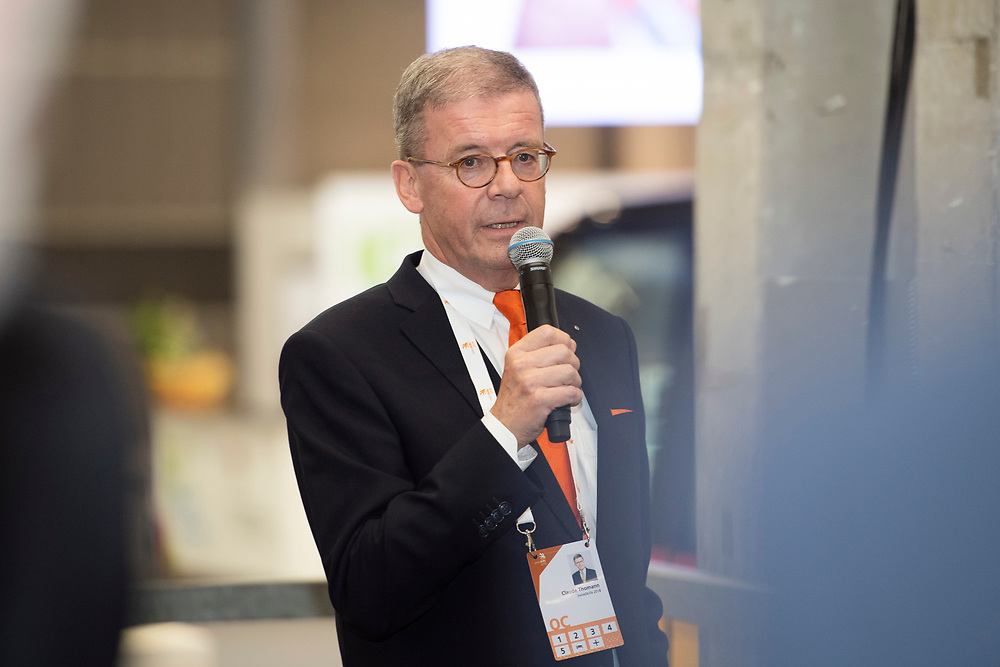 12. September 2018; Bern; swiss skills 2018  - Apero Berner Unternehmer (Michael Zanghellini)