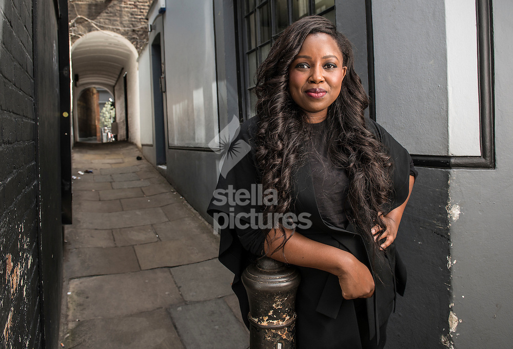 Barrister, entrepreneur and businesswoman Dupsy Abiola. Abiola is founder and CEO of Intern Avenue – a website designed to connect employers with students and graduates. <br /> Picture by Daniel Hambury/Stella Pictures Ltd +44 7813 022858<br /> 05/08/2016
