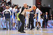 DESCRIZIONE : Sassari LegaBasket Serie A 2015-2016 Dinamo Banco di Sardegna Sassari - Giorgio Tesi Group Pistoia<br /> GIOCATORE : Paolo Taurino<br /> CATEGORIA : Arbitro Referee Before Pregame<br /> SQUADRA : AIAP<br /> EVENTO : LegaBasket Serie A 2015-2016<br /> GARA : Dinamo Banco di Sardegna Sassari - Giorgio Tesi Group Pistoia<br /> DATA : 27/12/2015<br /> SPORT : Pallacanestro<br /> AUTORE : Agenzia Ciamillo-Castoria/C.Atzori