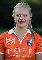 BLOEMENDAAL - Dames I , seizoen 2015-2016. Sophie Visser. COPYRIGHT KOEN SUYK