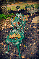 Autumn Chair. Image taken with a Leica T camera and 23 mm f/2 lens. (ISO 100, 23 mm, f/2). Raw image processed with HDR Efex Pro and Photoshop CC 2014.