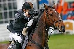 Van Bunder Bjorn - Wendelina vt Merelnest<br /> Kampioenschap Kapellen 2007<br /> Photo © Hippo Foto