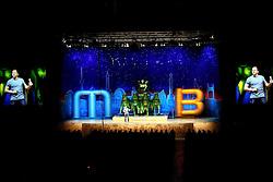 25.02.2011, Olympiahalle, Muenchen, GER, Mario Barth Tour Männer sind peinlich, Frauen manchmal auch 2011 , im Bild Mario Barth , EXPA Pictures © 2011, PhotoCredit: EXPA/ nph/  Straubmeier       ****** out of GER / SWE / CRO  / BEL ******
