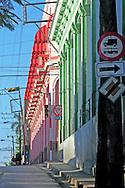 Street in Pinar del Rio, Cuba.