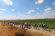 Illustration, Scenery, cobblestone, during the 105th Tour de France 2018, Stage 9, Arras Citadelle - Roubaix (156,5km) on July 15th, 2018 - Photo Kei Tsuji / BettiniPhoto / ProSportsImages / DPPI