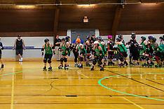 Dutchland Blitz vs Diamond State Roller Derby 6-9-18