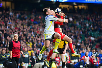 Mike DELANEY / Bryan HABANA - 02.05.2015 - Clermont / Toulon - Finale European Champions Cup -Twickenham<br />Photo : Dave Winter / Icon Sport