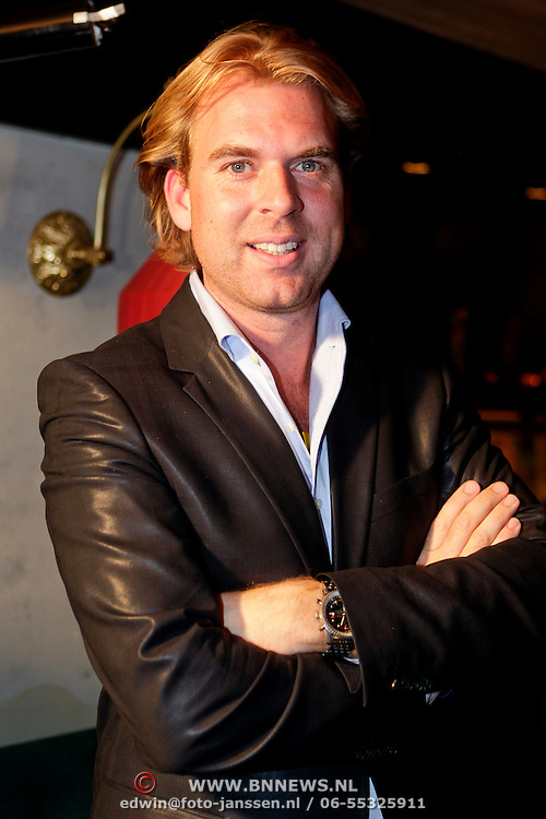 NLD/Amsterdam/20111006 - Lancering Playboy met Amanda Krabbe, Rutger Castricum