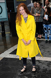 Image ©Licensed to i-Images Picture Agency. 08/07/2014. London, United Kingdom. Louise Brealey during the press night for 'The Curious Incident Of The Dog In The Night-Time' at Gielgud Theatre. Picture by Chris Joseph / i-Images