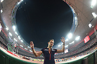Renaud Lavillenie (FRA) competes on Men's Pole Vault Qualification during the IAAF World Championships, Beijing 2015, at the National Stadium, in Beijing, China, Day 1, on August 22, 2015 - Photo Stephane Kempinaire / KMSP / DPPI