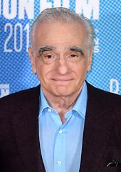 Martin Scorsese at The Irishman photocall, part of the BFI London Film Festival 2019, May Fair Hotel. Photo credit should read: Doug Peters/EMPICS