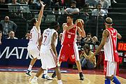 DESCRIZIONE : Roma Lega A1 2006-07 Lottomatica Virtus Roma Whirlpool Varese <br /> GIOCATORE : Fernandez <br /> SQUADRA : Whirlpool Varese <br /> EVENTO : Campionato Lega A1 2006-2007 <br /> GARA : Lottomatica Virtus Roma Whirlpool Varese <br /> DATA : 25/04/2007 <br /> CATEGORIA : <br /> SPORT : Pallacanestro <br /> AUTORE : Agenzia Ciamillo-Castoria/G.Ciamillo