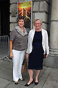 NO FEE PICTURES<br /> 3/7/14  Annmarie Searls and Mary O Sullivan  at the grand opening of Terracotta Warriors (The Terracotta army of the first Emporer of China), at the Ambassador Theatre, open from the 4th July. in Dublin.Tickets on sale from Ticketmaster and venue box office. Picture: Arthur Carron
