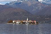 Isola dei Pescatori (lit. Fishermen's Island) Italy, Lake Maggiore