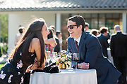 Wedding of Kelly Newton and Jonathon Paul at Golden Gate Club in San Francisco, Calif., Saturday, March 30, 2019.<br /> <br /> Photo by Alison Yin/Alison Yin Photography
