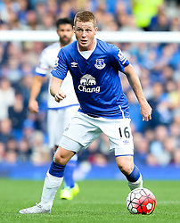 Everton's James McCarthy  - Mandatory byline: Matt McNulty/JMP - 07966386802 - 12/09/2015 - FOOTBALL - Goodison Park -Everton,England - Everton v Chelsea - Barclays Premier League