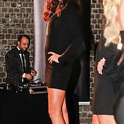 NLD/Amsterdam/20101130 - Presentatie sieradenlijn Grazielle Ferraro - Jeh Jewels, Nadia Palessa