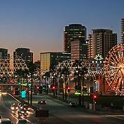 Long Beach, San Pedro & Palos Verdes Stock Photos