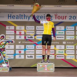 10-03-2021: Wielrennen: Healthy Ageing Tour: Assen<br />Jolien DHoore wint de openings etappe