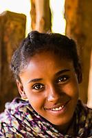 People at Blue Nile Falls (Tis Abay), Amhara region, Ethiopia.