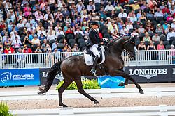 SCHNEIDER Dorothee (GER), Sammy Davis Jr.<br /> Tryon - FEI World Equestrian Games™ 2018<br /> Grand Prix Special Einzelentscheidung<br /> 14. September 2018<br /> © www.sportfotos-lafrentz.de/Stefan Lafrentz