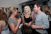 Beth McCloughlin; Zoe Salmon; Greg Burns; PUMA/London College Of Fashion - private view. London College of Fashion at Carnaby, 65 - 67 Broadwick St, London W1,