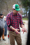 Palmetto, GA - March 4, 2019: Chefs from around the country gathered at The Inn at Serenbe where The James Beard Foundation hosted its Chefs Boot Camp for Policy and Change.<br /> <br /> Photos by Clay Williams for The James Beard Foundation.<br /> <br /> © Clay Williams / claywilliamsphoto.com