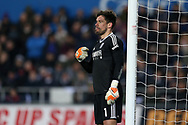 Ben Foster, the West Bromwich Albion goalkeeper in action.Premier league match, Swansea city v West Bromwich Albion at the Liberty Stadium in Swansea, South Wales on Saturday 9th December 2017.<br /> pic by  Andrew Orchard, Andrew Orchard sports photography.