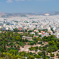 Ancient Agora - Athens - Greece
