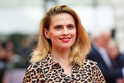 Hayley Atwell attending the Children Act Premiere, at the Curzon Mayfair cinema in London.Picture date: Thursday August 16, 2018. Photo credit should read: Matt Crossick/ EMPICS Entertainment.