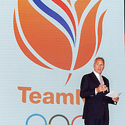 NLD/Scheveningen/20160713 - Perspresentatie sporters voor de Olympische Spelen 2016 in Rio de Janeiro, .................