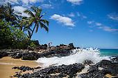 Joel & Erica Leuty Family Session | Maui Hawaii